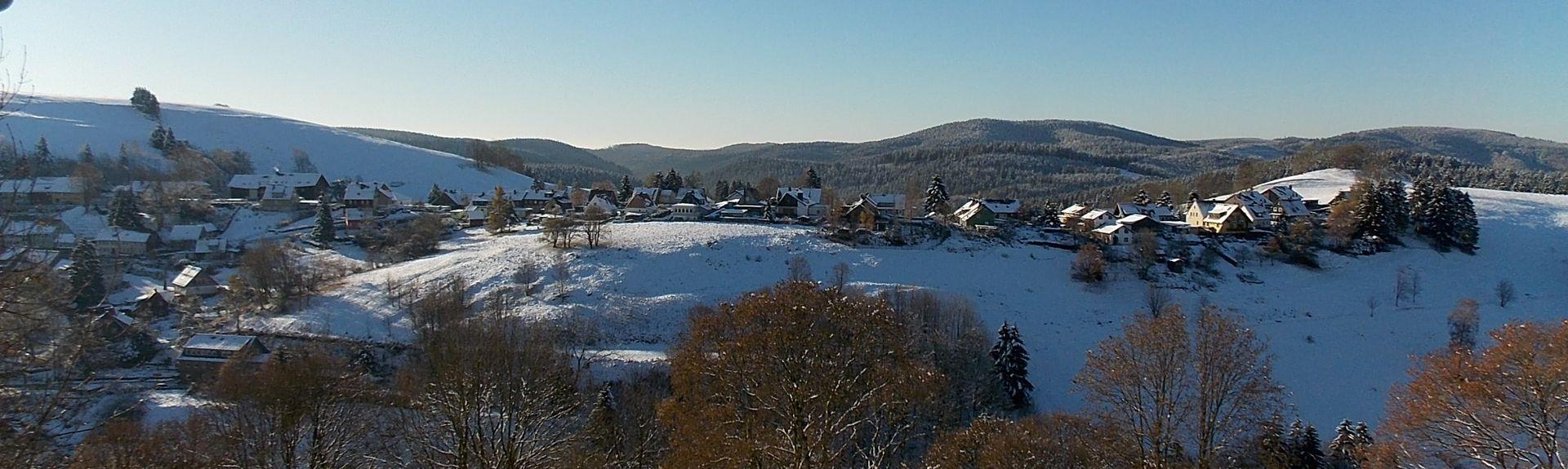 Sonnenstein, Thuringia, Tyskland