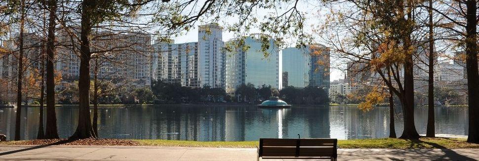 Baixa de Orlando, Orlando, Florida, Estados Unidos
