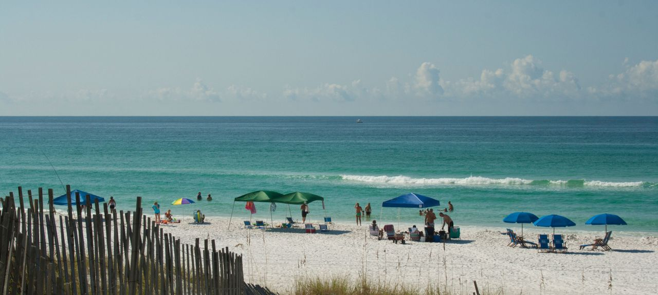 Crystal Beach, Destin, FL, USA