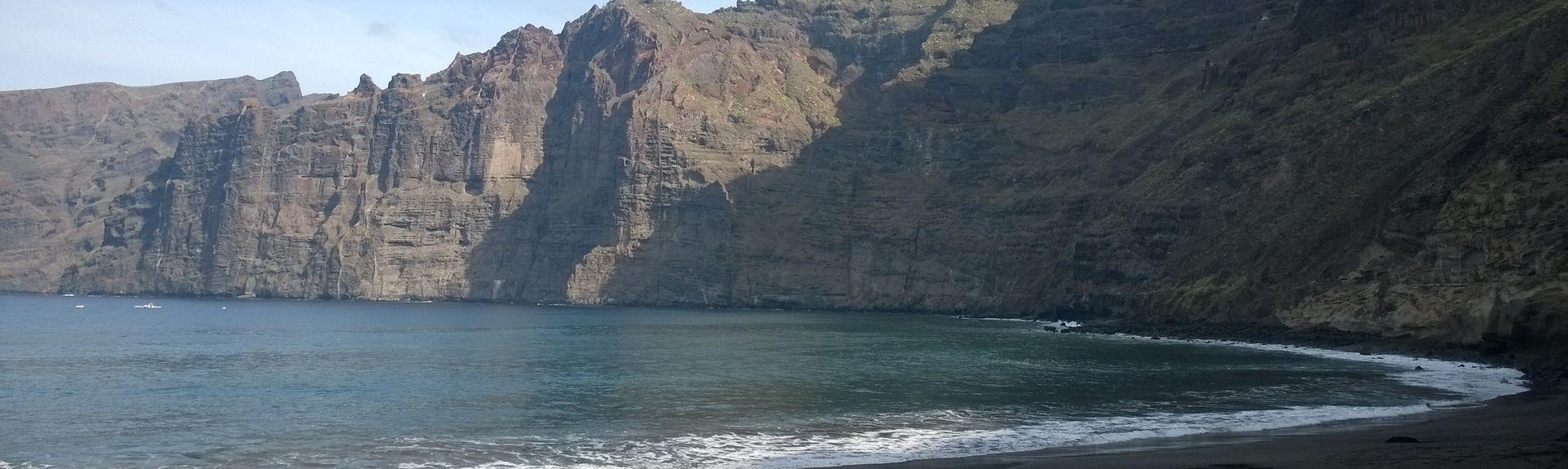 Puerto de Santiago, Canary Islands, Spain