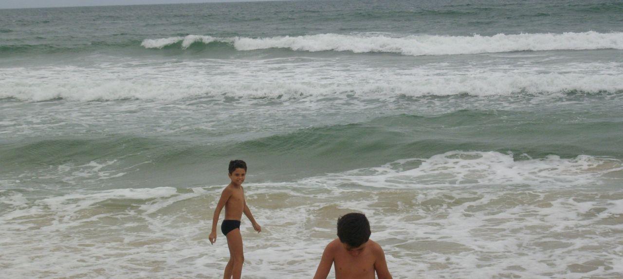 Brava Beach, Balneario Camboriu, Brazil