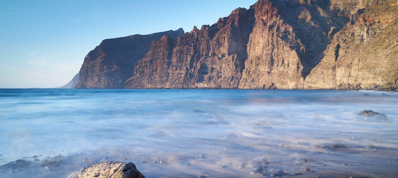 Los Gigantes Beach, Santiago del Teide, Spain