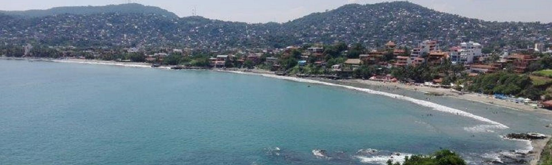 Baía de Manzanillo, Troncones, Guerrero, México