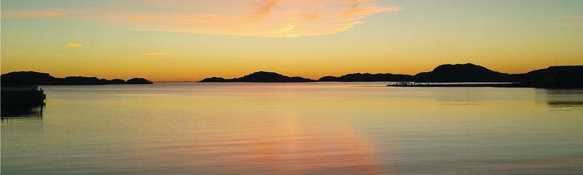 Rönnäng, Roennaeng, Vastra Gotaland County, Sweden