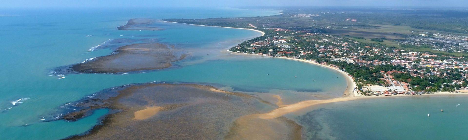 Coroa Vermelha Cross, Santa Cruz Cabralia, Bahia State, Brazil