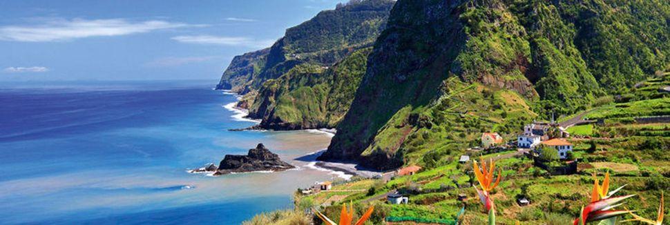 Santa Luzia, Madeira Region, Portugal