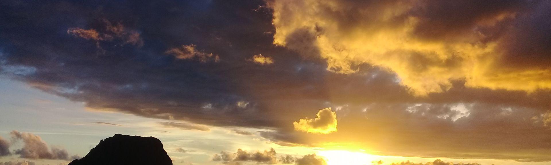 Gris Gris Beach, Souillac, Savanne, Mauritius