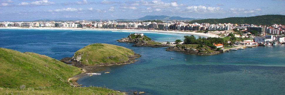 Rocket Beach, Cabo Frio, Estado de Río de Janeiro, Brasil