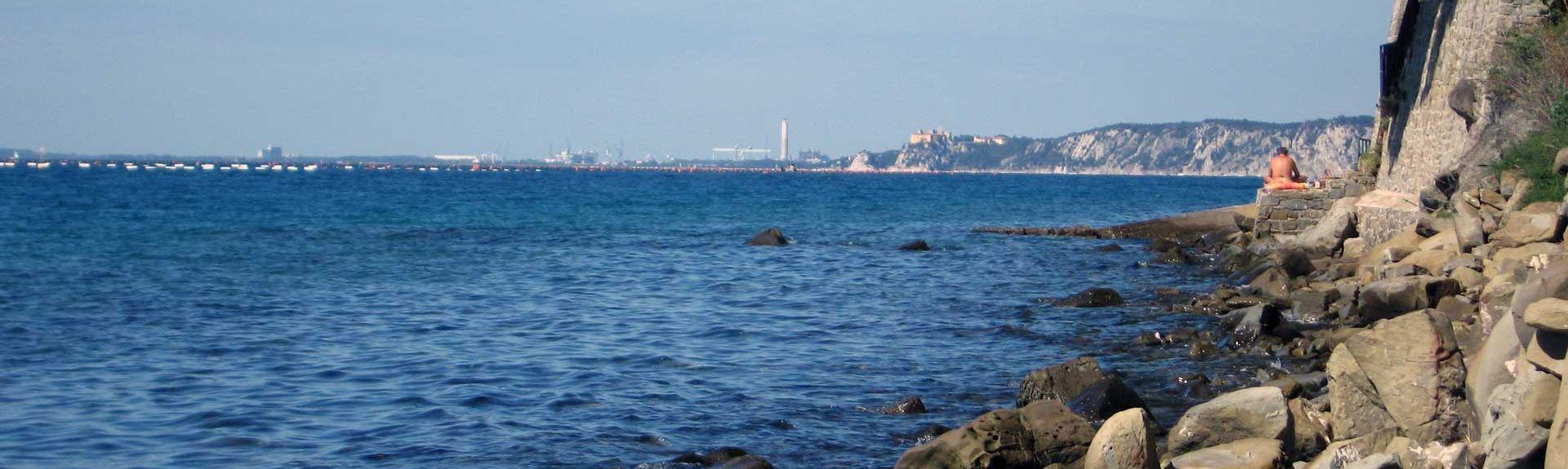 Trieste Provinz, Friaul-Julisch Venetien, Italien