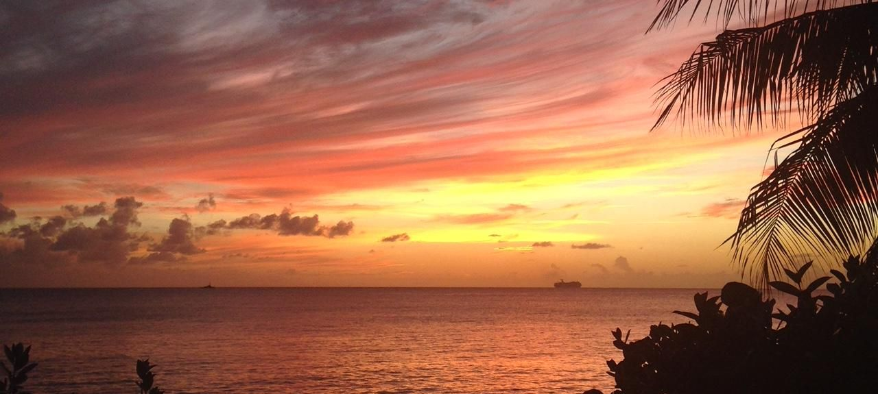 Lazaretto, Barbados