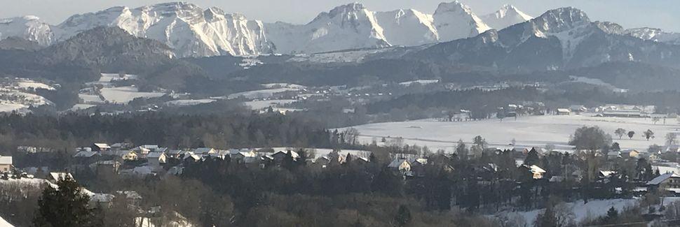 Archamps, Auvergne-Rhône-Alpes, Frankreich
