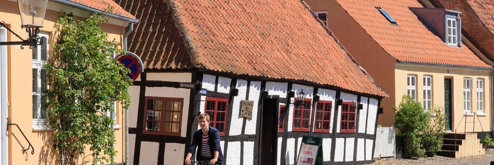 Ebeltoft, Keski-Jyllannin alue, Tanska