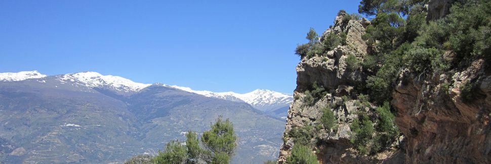 Melegís, El Valle, Andalousie, Espagne