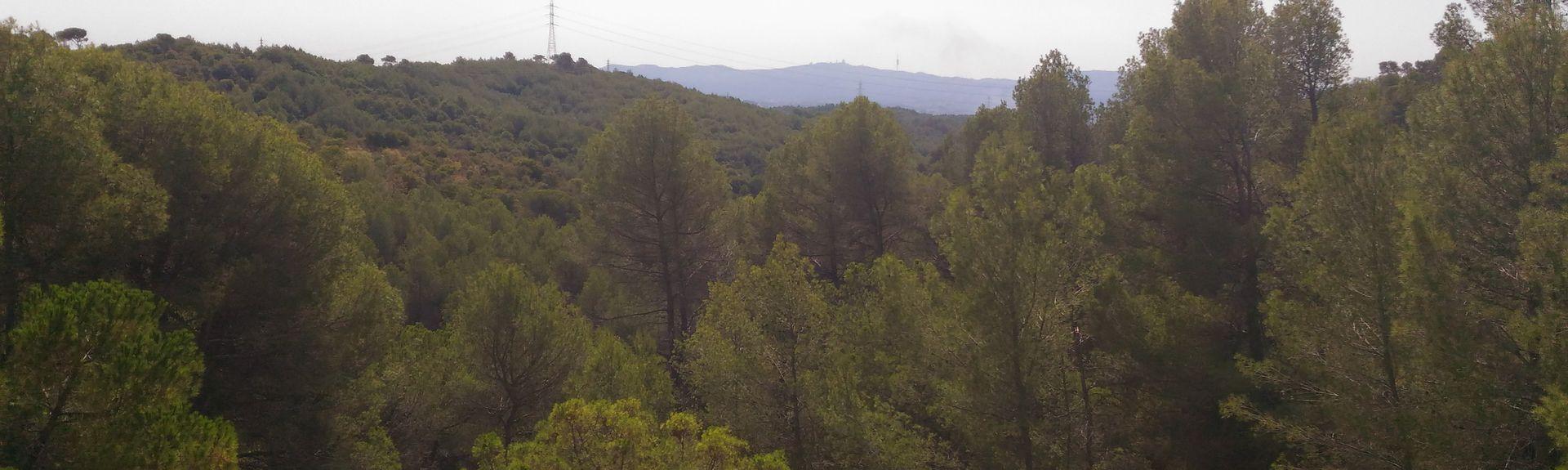 Sardañola del Vallés, Cataluña, España