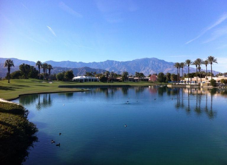 Thunderbird Country Club, Rancho Mirage, Kalifornien, Vereinigte Staaten