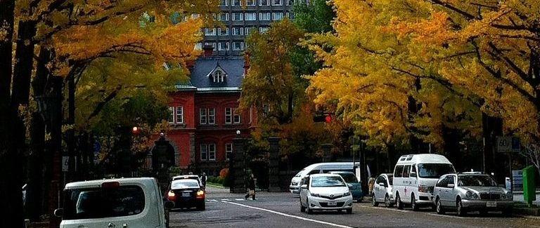 Sapporo, Hokkaido, Japonia