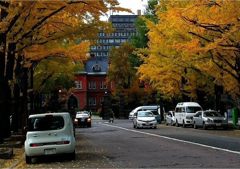 Sapporo, Hokkaido Prefecture, Japan