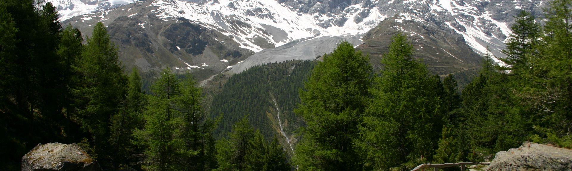 Tubre, Trentin-Haut-Adige, Italie