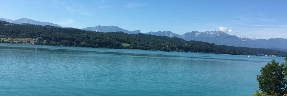 Villacher Alpenarena, Villach, Carinzia, Austria