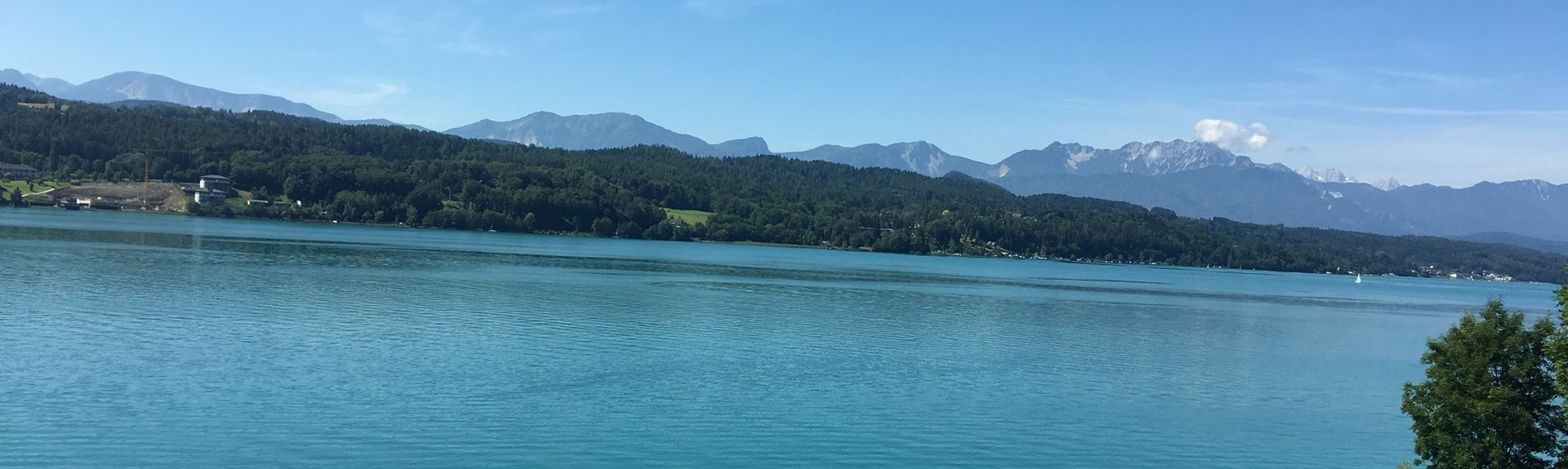Villacher Alpenarena, Villach, Karinthië, Oostenrijk