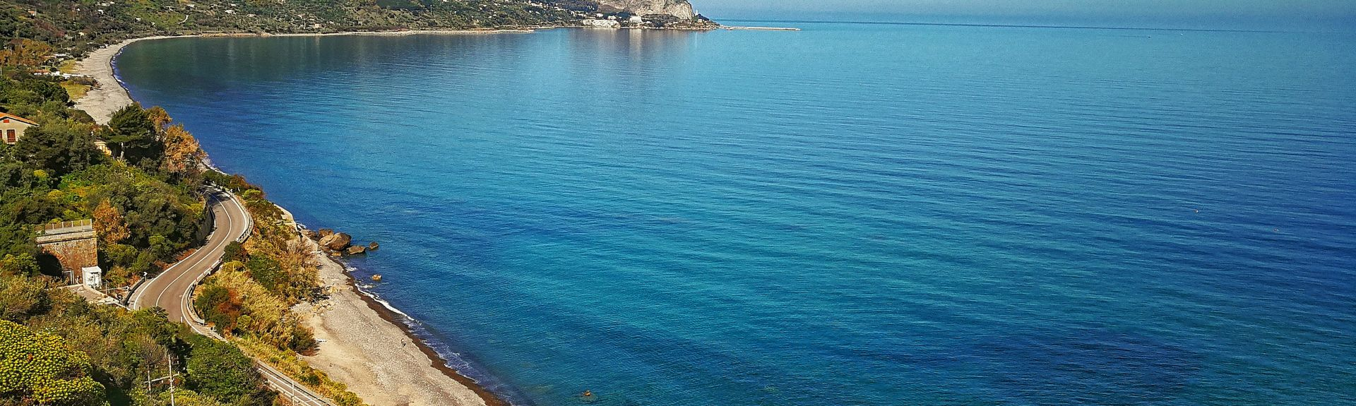 Gorgo Lungo, Lascari, Sicily, Italy