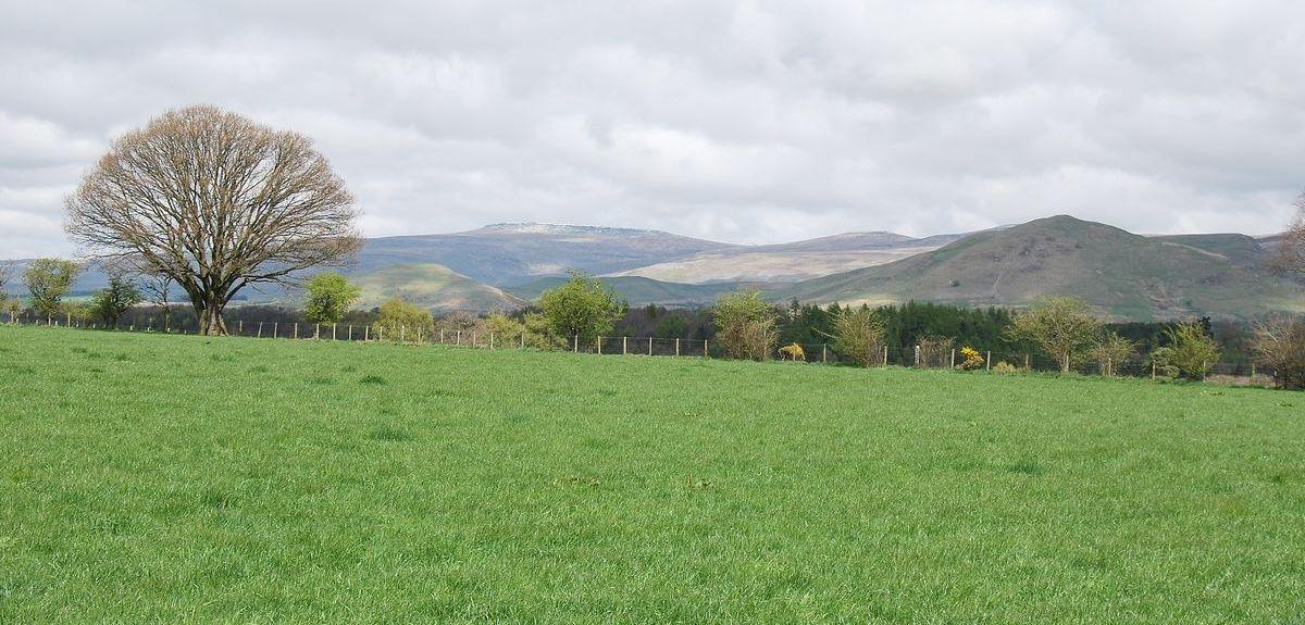 Maulds Meaburn, Penrith, Cumbria, UK