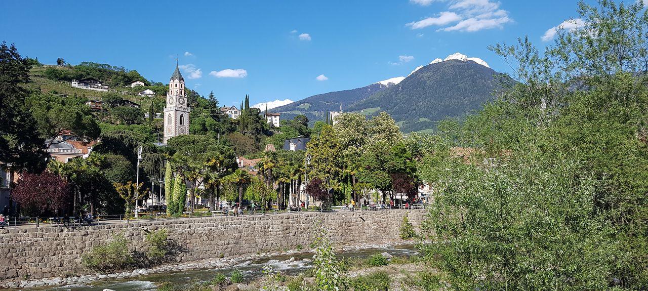 Burgstall, Trentino-Südtirol, Italien