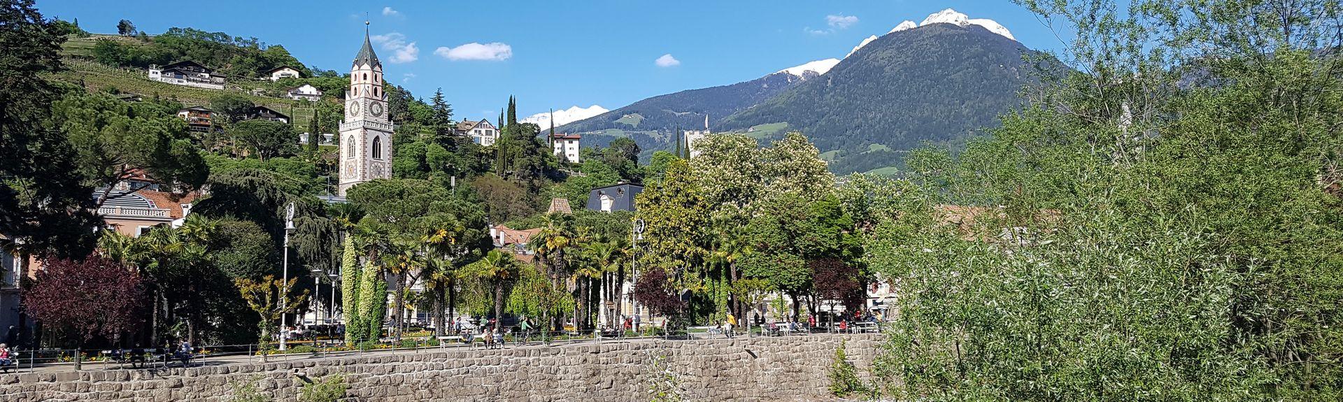 Lana, Alto Adige, Trentino-Alto Adige/South Tyrol, Italy