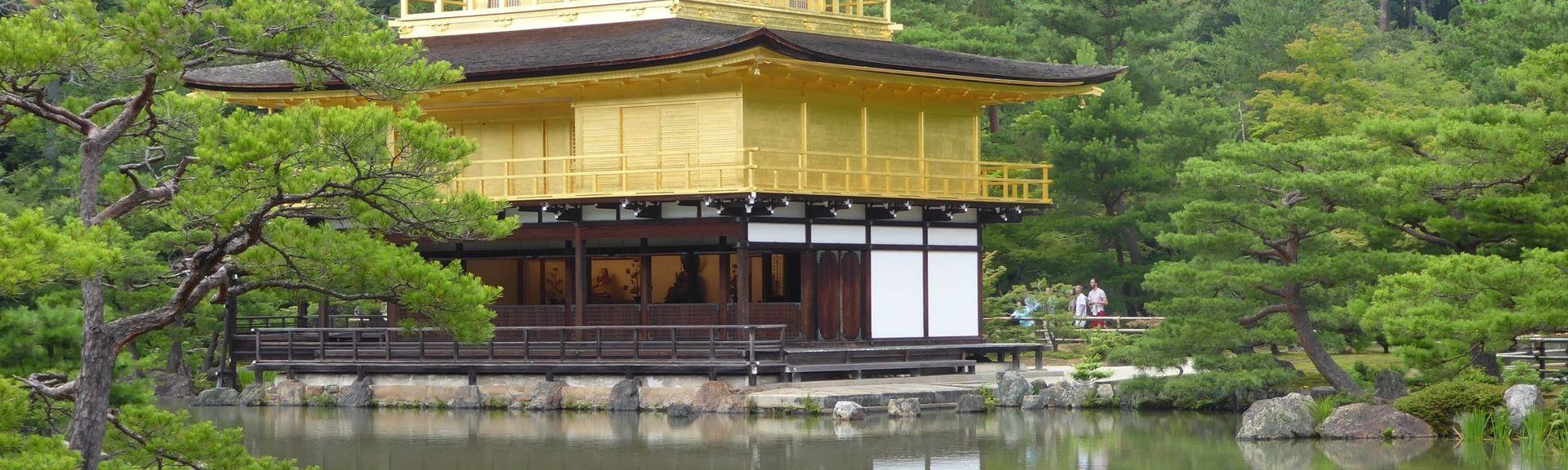 Kamigyo, Kyoto, Kyoto (prefecture), Japan