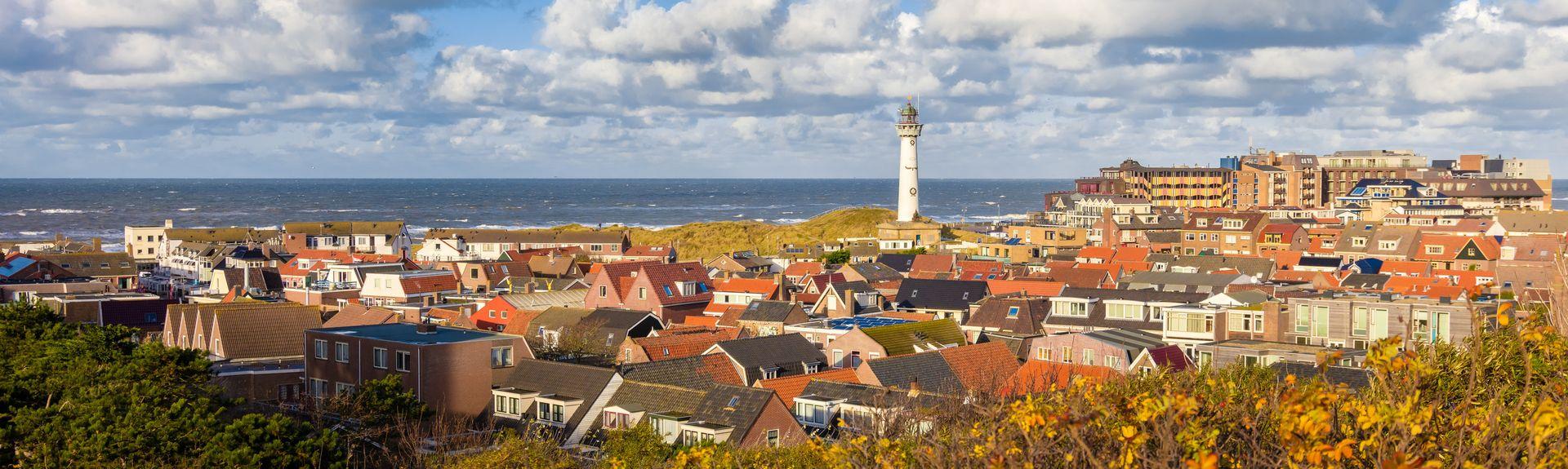 Egmond aan Zee, Holandia Północna, Holandia