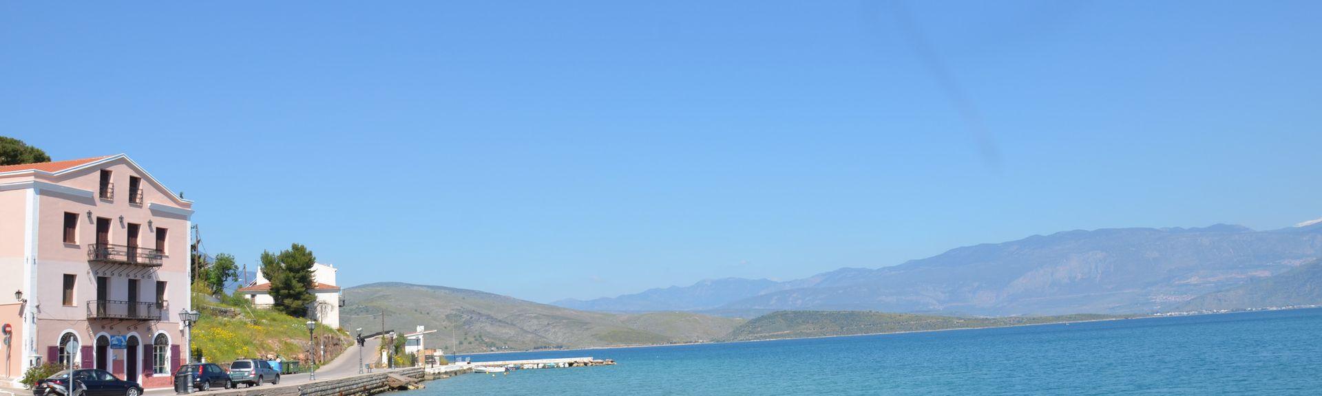 Fokis, Thessalia ja Keski-Kreikka, Kreikka