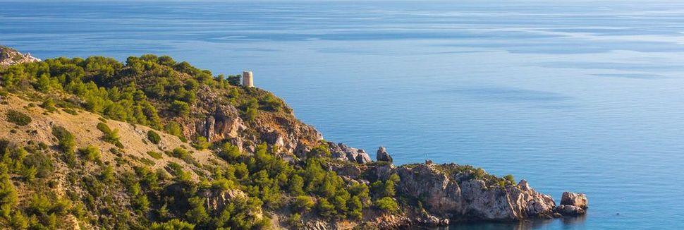 Sayalonga, Andalusien, Spanien