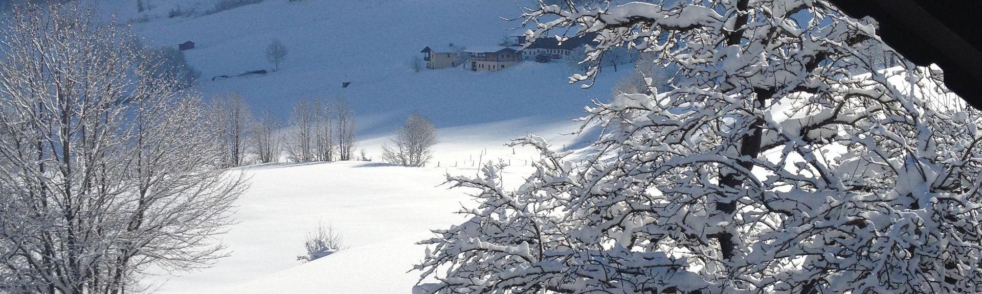 Telesquí Kammerkoehr, Waidring, Tirol, Austria