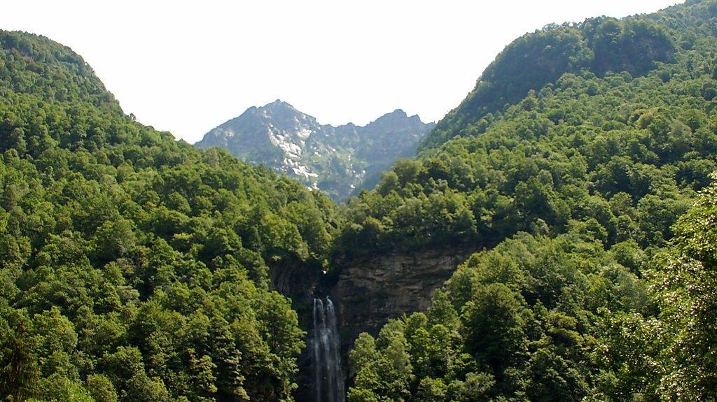 Brione sopra Minusio, Kantonen Ticino, Sveits