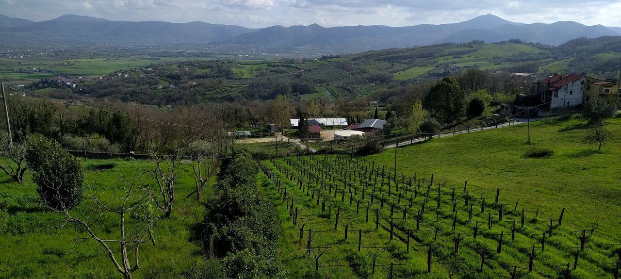 Pontelatone, Campanie, Italie