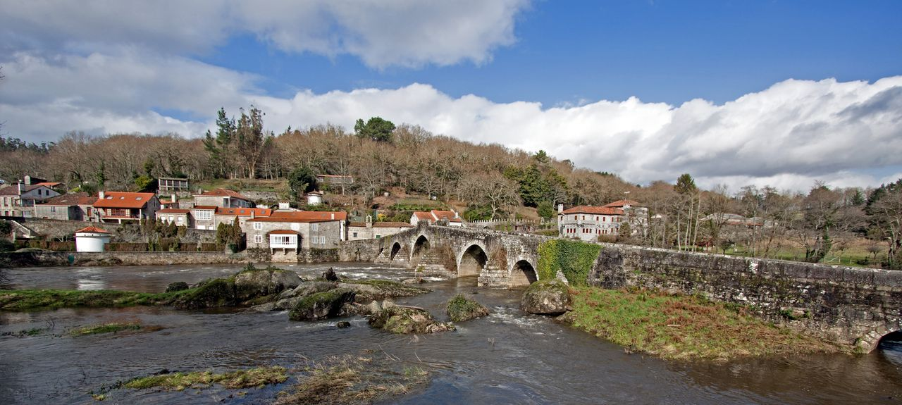 Ames, Galice, Espagne