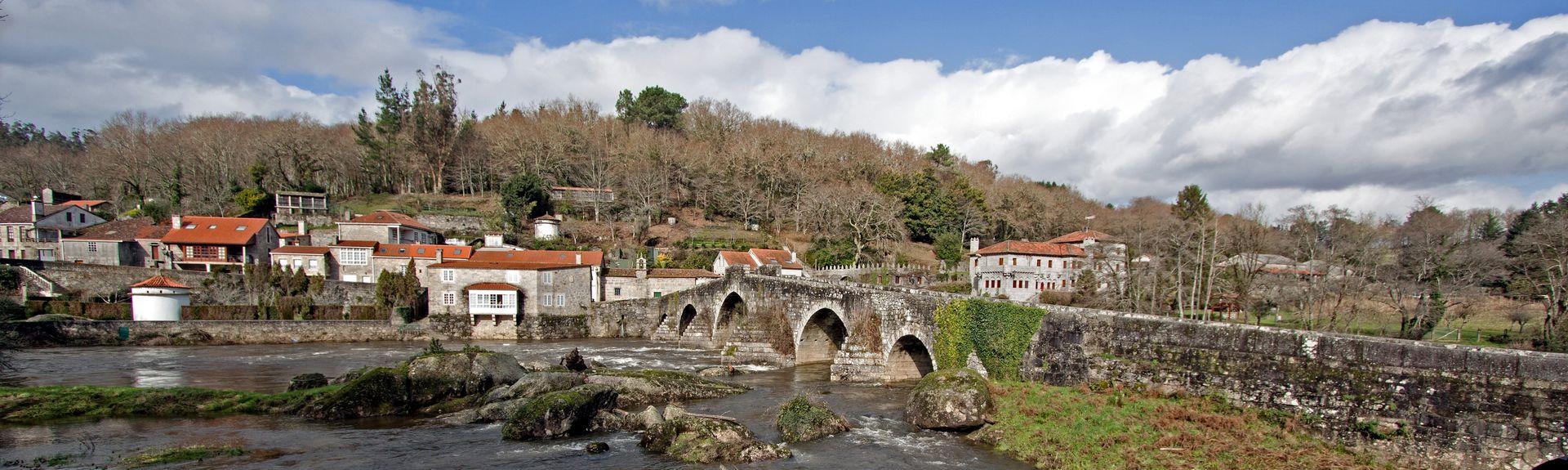 Ames, Galicia, Spain