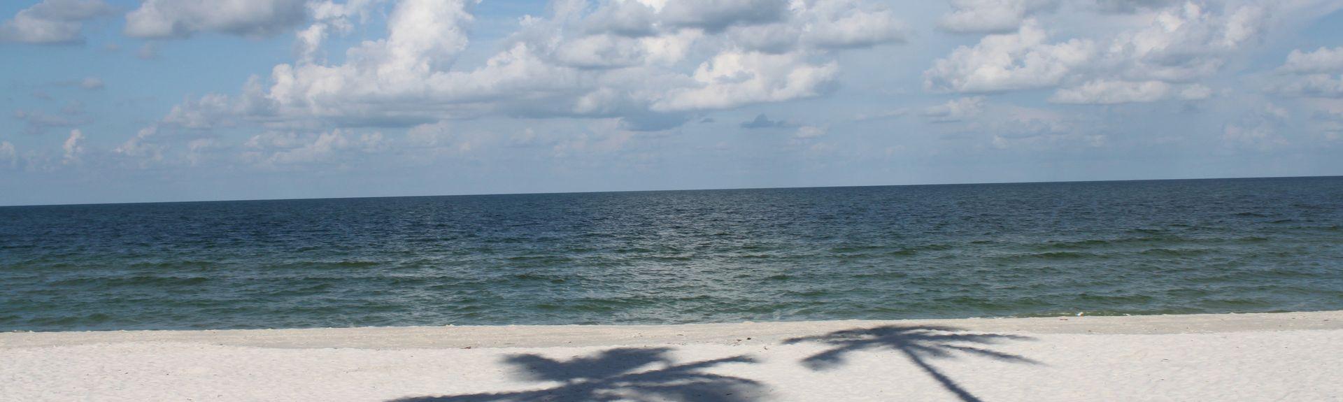 Kings Lake, Naples, Floride, États-Unis d'Amérique