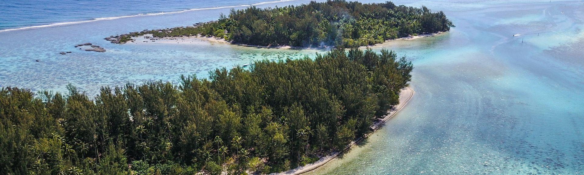 Ha'apiti, French Polynesia