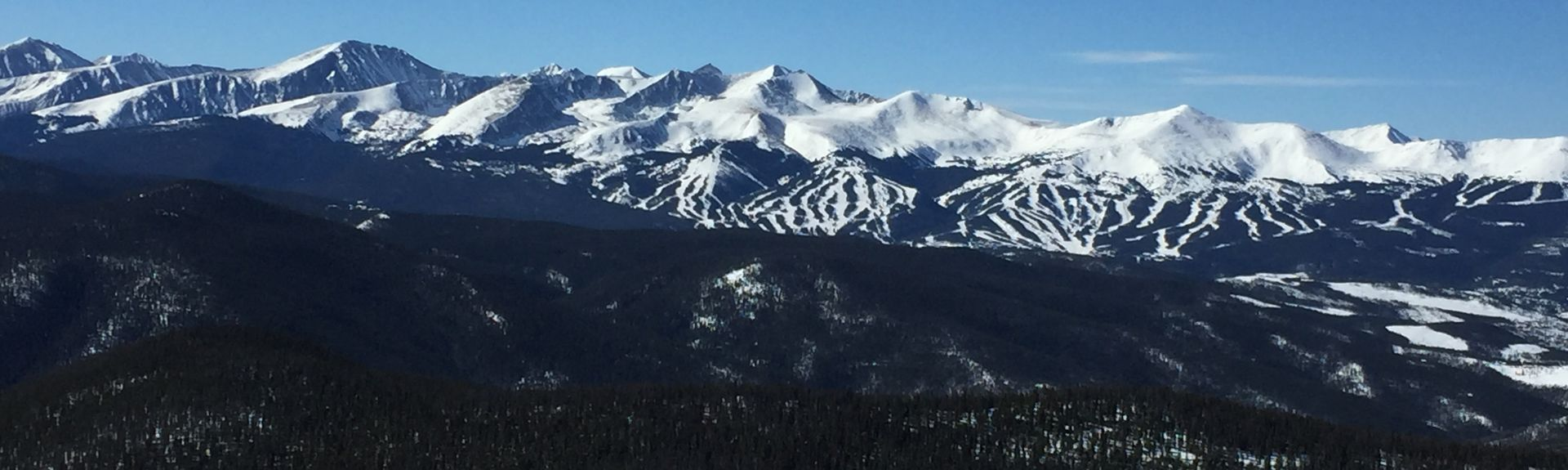 Breckenridge Peak 7, Breckenridge, CO, USA