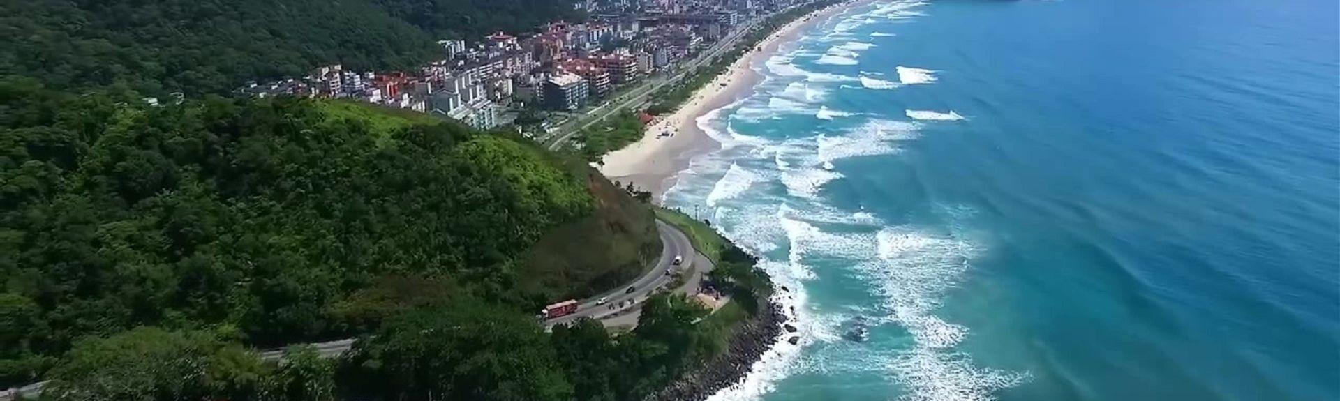 Maranduba Beach, Ubatuba, Brazil