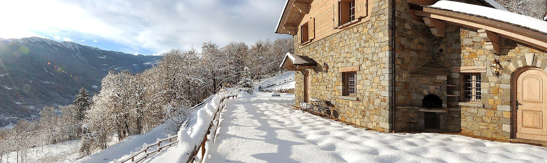 Grosotto, Lombardei, Italien