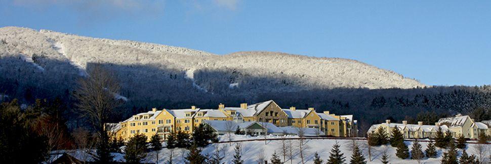 Okemo Mountain Resort, Ludlow, VT, USA