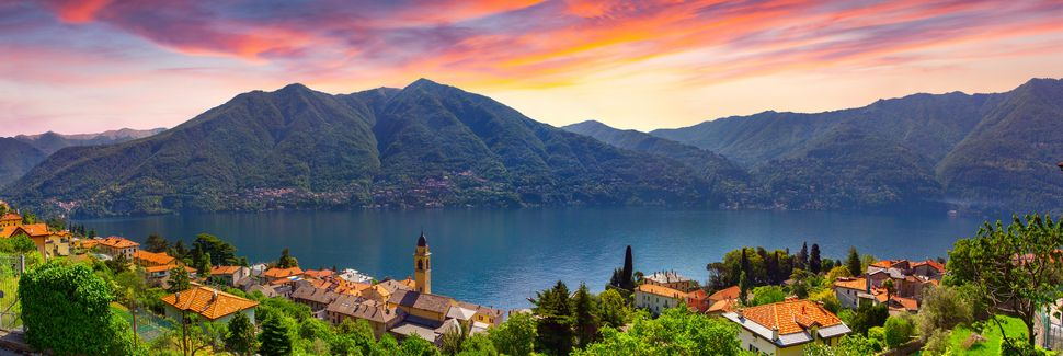 Comojärvi, Lombardia, Italia