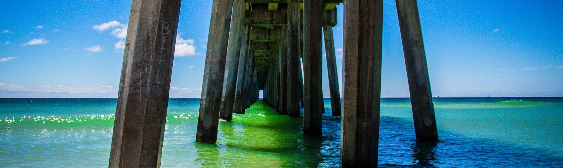 Villa Sabine, Pensacola Beach, FL, USA