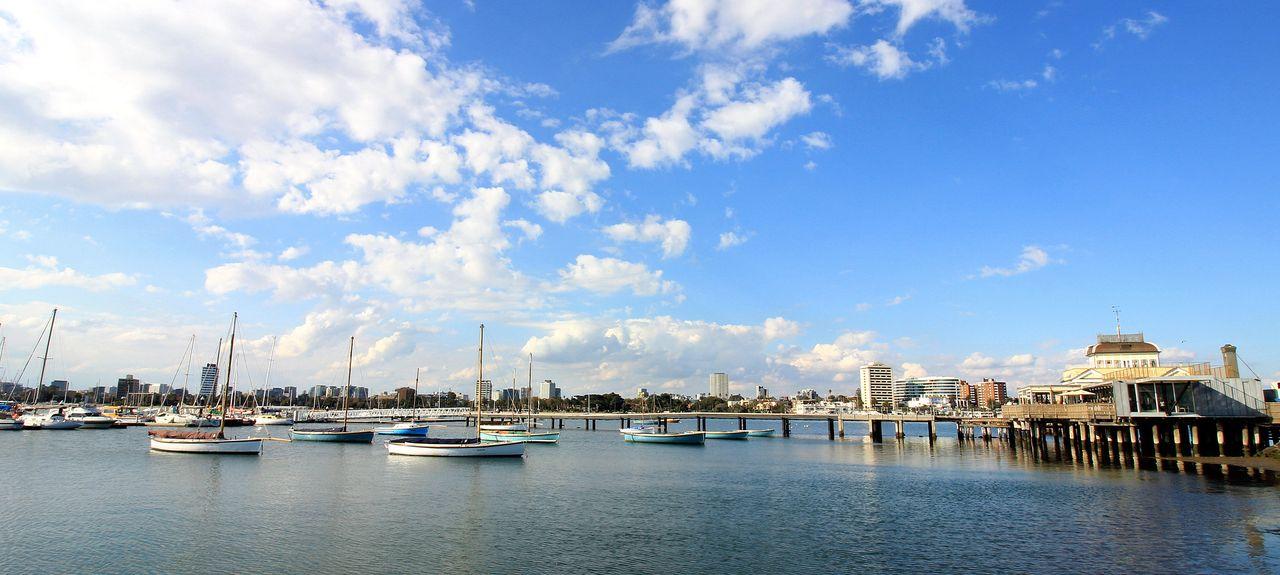 Saint Kilda, Melbourne, VIC, Australia