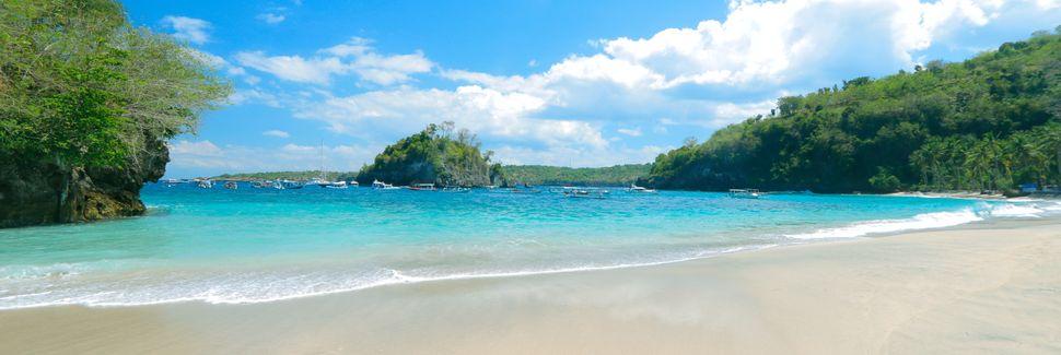 Παραλία Jungut Batu, Μπάλι, Ινδονησία