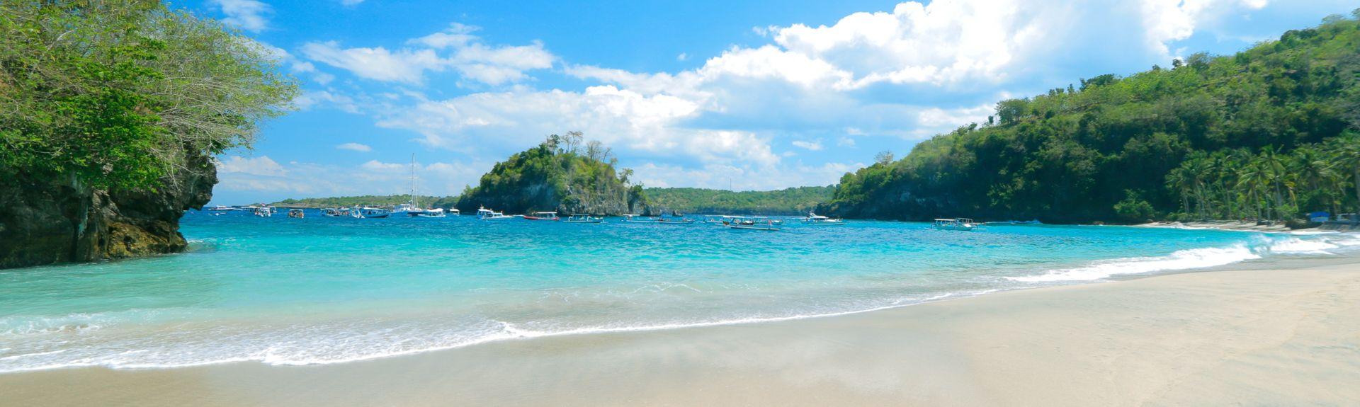 Nusa Lembongan Beach, Lembongan Island, Bali, Indonesia