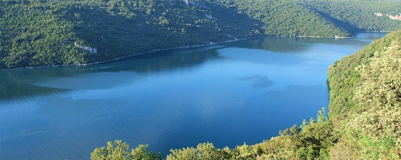 Aquapark Istralandian vesipuisto, Nova Vas, Istria, Kroatia