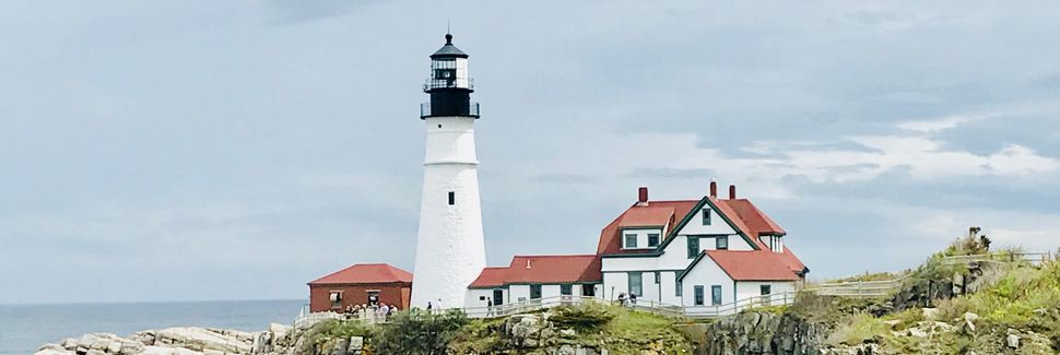 Ferry Beach State Park (parc régional), Saco, Maine, États-Unis d'Amérique